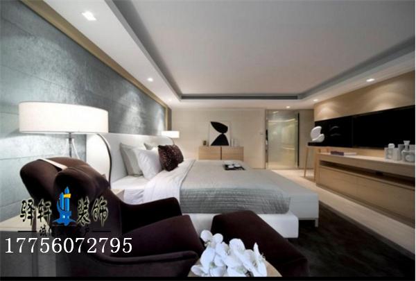 合肥宾馆装修宾馆装修设计注意合理布局,舒适踏实