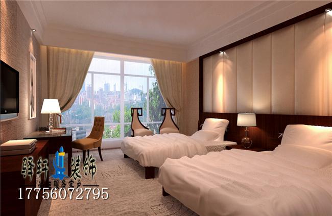 合肥宾馆装修宾馆装修设计注意合理规划布局设计施工