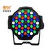 厂家直销舞台灯光54颗3W大功率LED染色帕灯