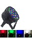 鸿铭威舞台灯光厂家直销LED新款54颗3W迷你扁帕灯