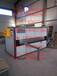 滕州力得木纹转印机厂家供应1米乘2米钢制门真空木纹转印机设备