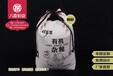 北京小杂粮帆布袋定做十斤装大米袋设计
