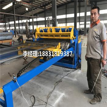 安平金路供应JL-DH数控全自动钢筋焊网机护栏网排焊机