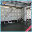 出口SMC/GRP/FRP玻璃钢水箱图片
