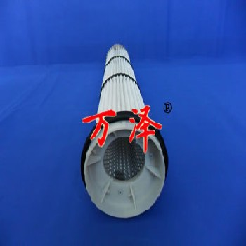 1.2米高覆膜除尘滤筒厂家定做