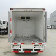 天津疫苗冷藏车价格冷冻保温车厂家小型冷藏车多少钱图片