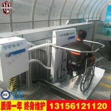 外楼楼梯升降机残疾人楼梯轮椅升降机家用两层小型电梯图片