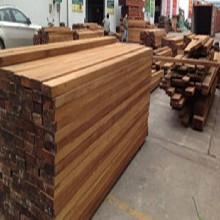 柳桉木优点黄柳桉木加工厂上海韵桐木业图片