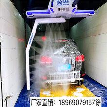 全自动洗车设备哪家好24小时无人值守洗车设备品牌哪个好图片