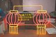 節日裝飾彩燈_廠家直銷:led路燈桿裝飾燈led圖案造型燈節日裝飾