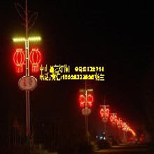 过街灯跨街灯马路亮化灯饰道路亮化装饰灯