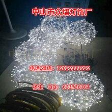 佛山梦幻灯光节出售大型灯光圣诞树灯光节造型灯图片