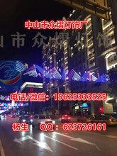 供应尝贰顿发光中国龙造型灯新年过街灯跨街灯横街灯道路亮化灯图片