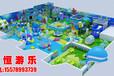 广西南宁庆恒游乐儿童乐园设计淘气堡安装厂家直销