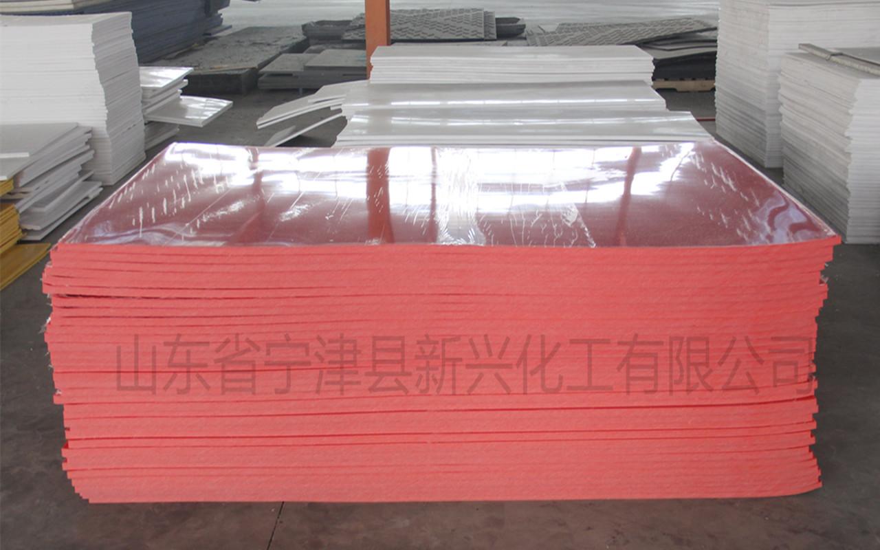 超高分子量聚乙烯板的应用范围