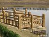 全国供应水泥仿木护栏,1.8米,水泥制品模具,仿木水泥产品