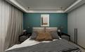 南京林景熙园三室两厅室内装修设计