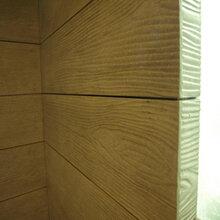 木紋水泥板外墻掛板/木紋水泥板規格圖片