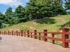 河道仿木护栏,景区仿木护栏、百度推荐