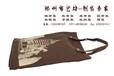 环保购物袋定做厂家广告帆布袋设计尺寸棉布袋制作尺寸