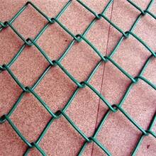 厂家直销镀锌勾花网浸塑菱形网菱形勾花网规格图片