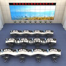 广州调度台厂家生产监控中心指挥桌哪家价格便宜图片