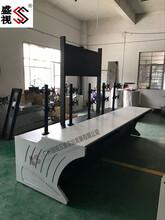 广州调度台调度控制台专业厂家制造图片