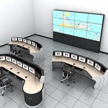 专业定制调度台指挥中心控制台厂家特价批发图片