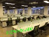 屏风隔断办公桌,众信嘉华办公家具,屏风隔断办公桌