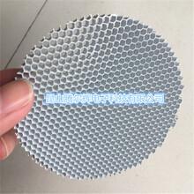 鋁蜂窩光觸媒過濾網,鋁基光觸媒過濾網TEH365除甲醛光觸媒過濾網圖片
