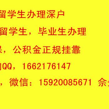 深圳市罗湖区人才市场代理五险一金。协办户口。留学生,毕业生接收