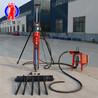 巨匠机械KQZ-70D气电联动潜孔钻机气动潜孔钻机25米岩石钻孔机