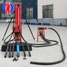 巨匠机械KQZ-100全气动潜孔钻机矿山岩石打孔机25米钻孔