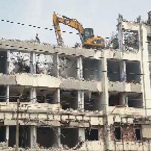 惠州市城市厂房拆除规范图片