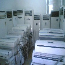 珠海專業中央空調回收流程圖片
