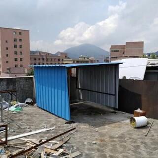 诚祥拆迁回收,惠州市快速铁皮房拆除费用图片2