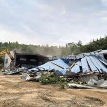 誠祥拆遷回收,廣州市廢舊鐵皮房拆除公司圖片