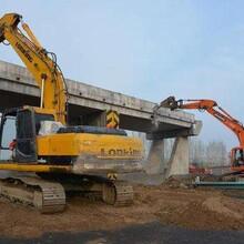 惠州市专业桥梁拆除预算图片