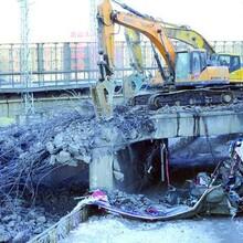 拆除廢棄工廠圖片