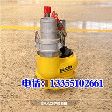 萨奥液压渣浆泵连续泵送清水或污水、城市洪涝