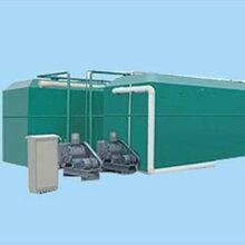供甘肃张掖水处理工程和武威一体化A/O污水处理