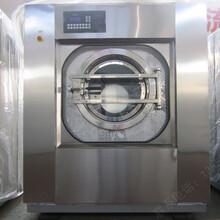 大型洗衣设备公餐饮布草水洗机100公斤洗衣机报价