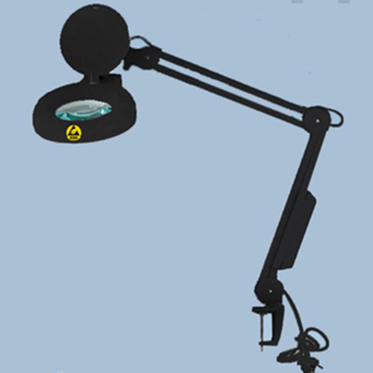 热销防静电放大灯 防静电台灯 防静电办公用品。