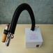 防静电自动感应式连体离子风蛇,除静电除尘离子风蛇。