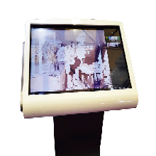 供应SKRSP46寸DID超窄边LCD商用拼接显示屏图片