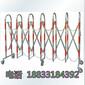 带反光膜式伸缩围栏拱门式伸缩围栏规格产品尺寸A7伸缩围栏直销