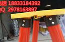合梯(人字梯)玻璃钢高品质绝缘人字梯A7直销圆管式人字梯厂家