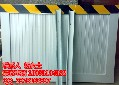防鼠板配电室挡鼠板变电站防鼠档板铝合金不锈钢挡鼠高度