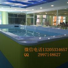 金色太阳浙江婴儿游泳设备厂家供应亚克力一体池拼接池等