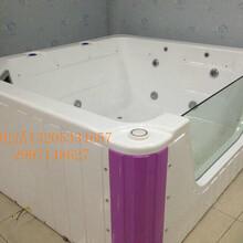 内蒙古金色太阳厂家供应婴儿游泳设备亚克力池等